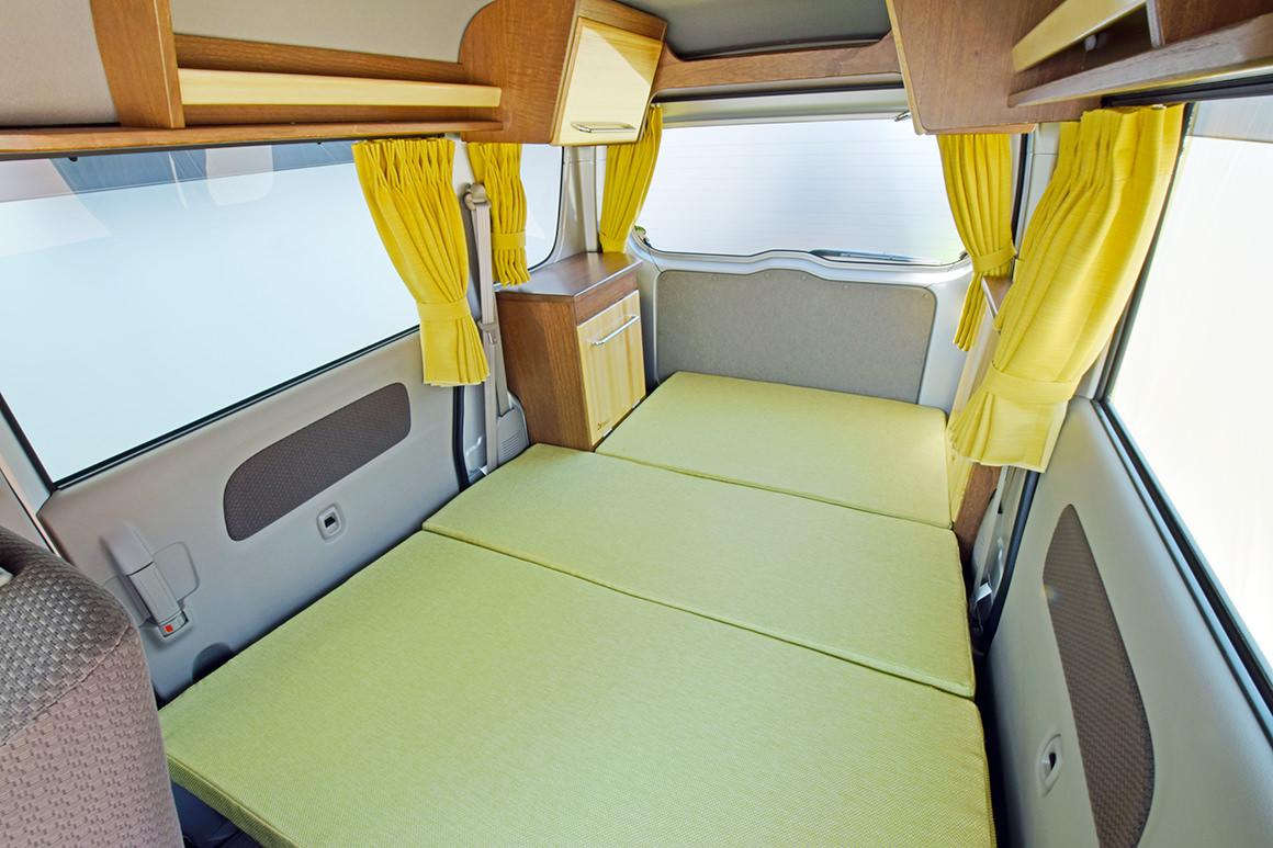 ベッドスペース01