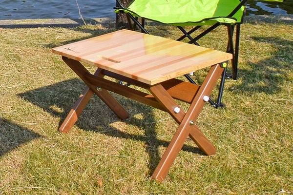 着脱式簡易テーブル